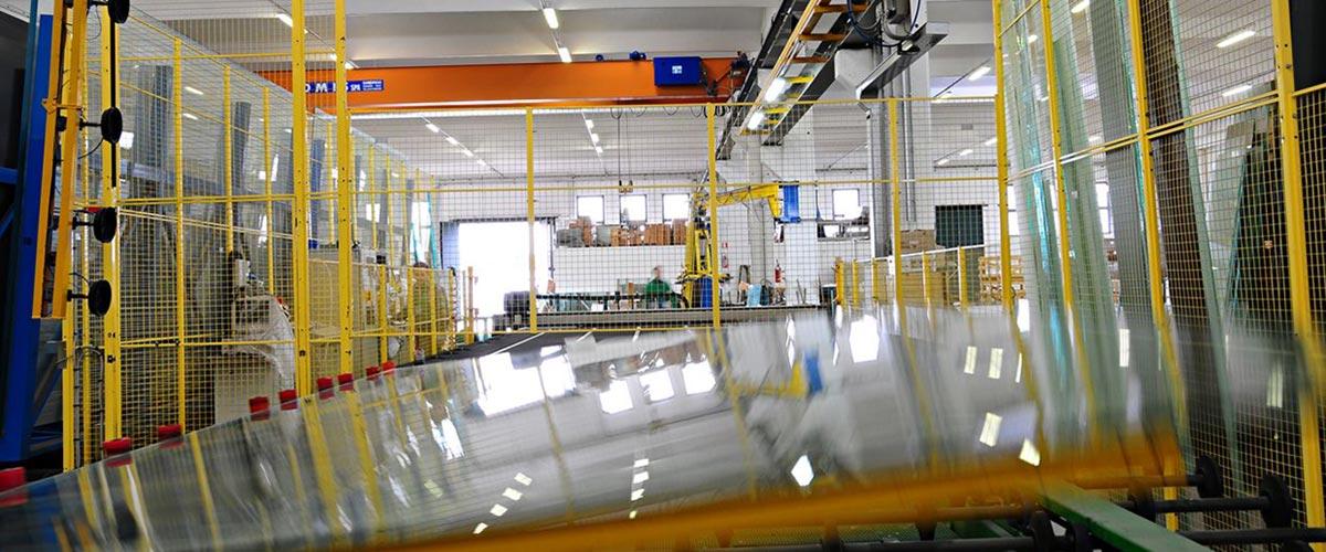 Vetrotec azienda lavorazioni vetro B2B per architetti e designer