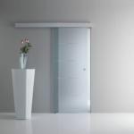 Produzione porte in vetro per casa e ufficio