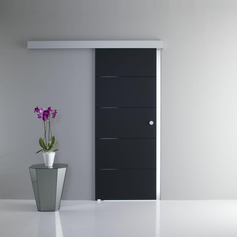 emejing porte in vetro moderne ideas. Black Bedroom Furniture Sets. Home Design Ideas
