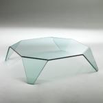 Realizzazione tavolini in vetro
