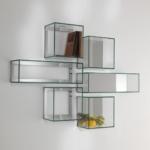 Produzione mobili e complementi arredo in vetro