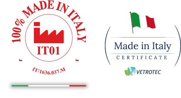 100 Made In Italy.Vetrotec Made In Italy Vetrotec Pesaro