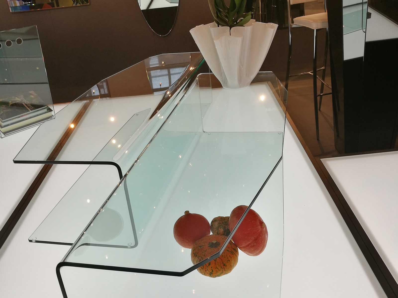 Complementi d'arredo in vetro, Vetrotec lavorazioni in vetro