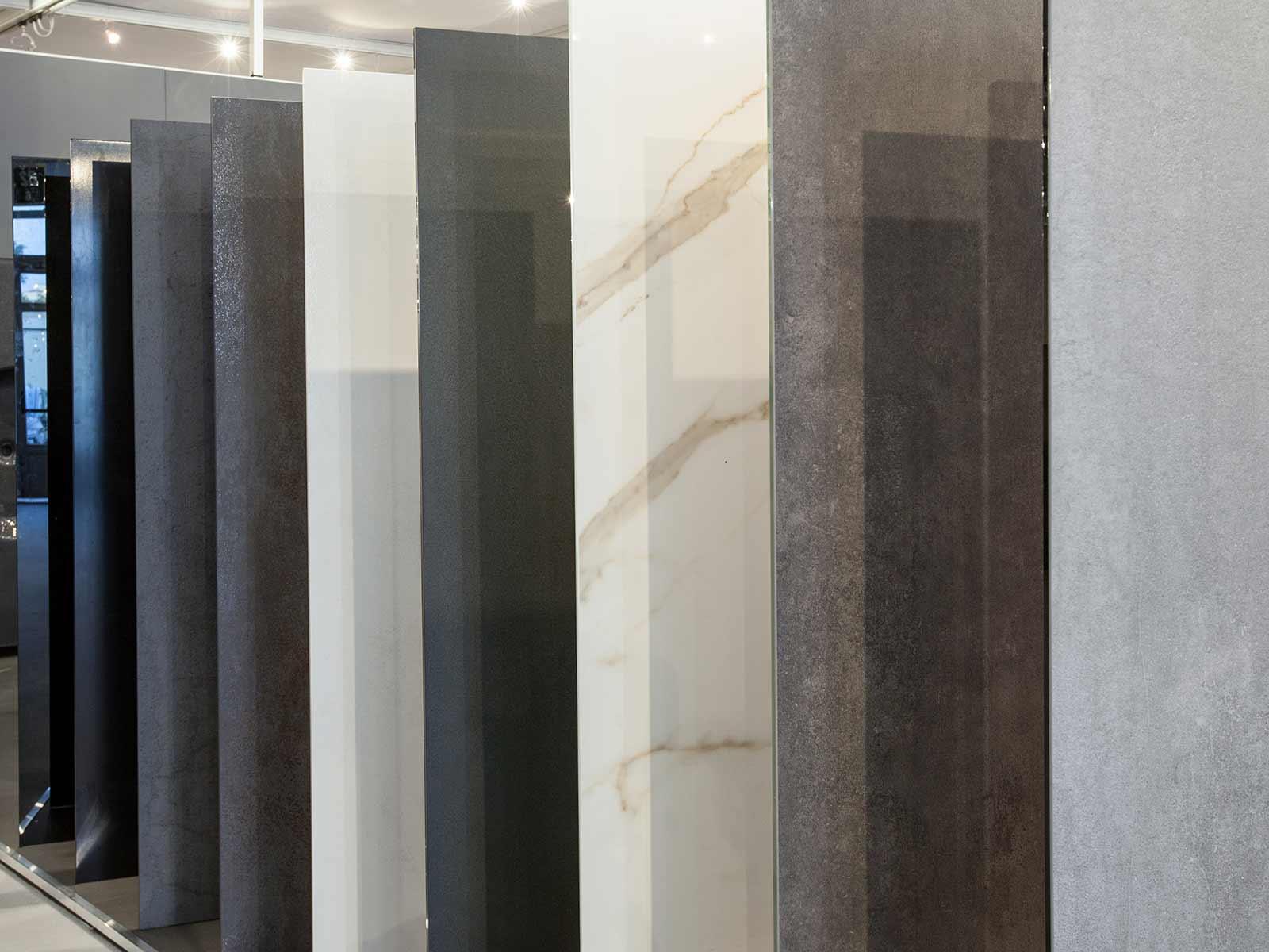 Vetro serigrafato e verniciato, Vetrotec, fabbrica lavorazioni in vetro