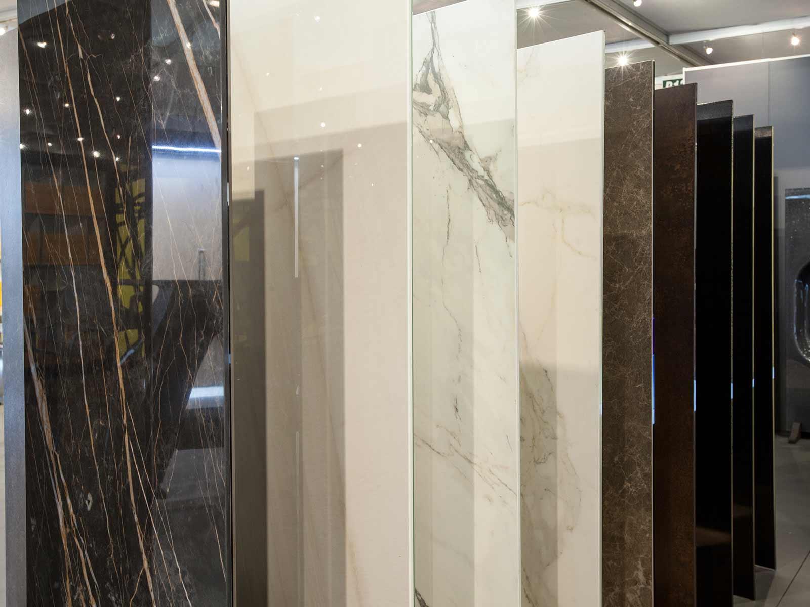 Vetro decorato, produzione Vetrotec, l'arte della lavorazione del vetro