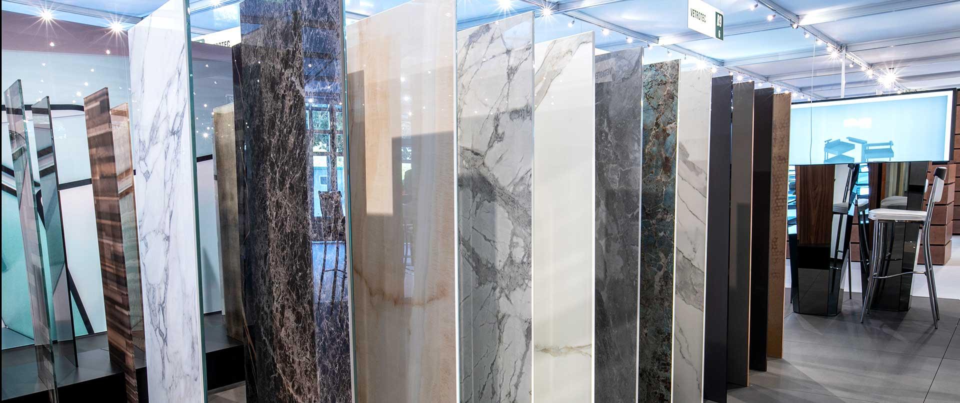 Vetrotec lavorazione vetro, decorazioni vetro, serigrafia vetro